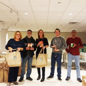 CoreMedia Systems to feed families for the holidays