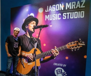 Jason Mraz Music Studio
