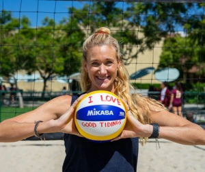 Good Tidings PodCast Episode 1 – Kerri Walsh Jennings