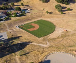New Baseball Field for St. Vincent's School for Boys