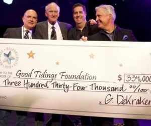 CoreMedia's 25th Raises $345,000 For Charity