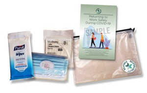 Returning to Work Safely Book and Kit