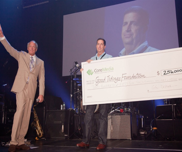 CoreMedia's 20th Raises $256,000 for Charity