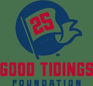 Good Tidings 25th Logo